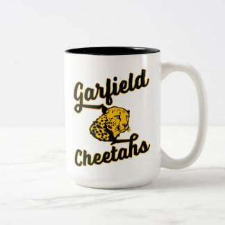 Garfield Cheetahs Large mug