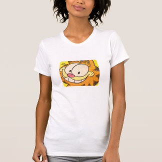Garfield Grin, women's shirt