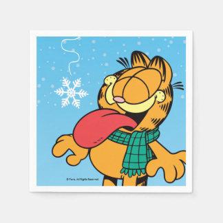 "Garfield ""Let It Snow!"" Paper Napkins"