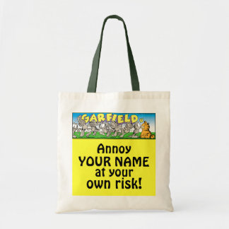 Garfield Logobox Annoy Me Tote Bag