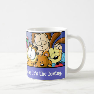 Garfield Logobox Loving Holidays Mug