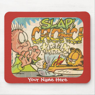 Garfield Slap Mousepad