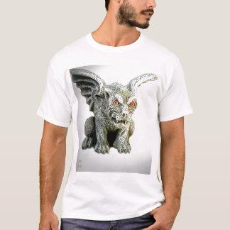gargoyle1_white/bgrnd T-Shirt