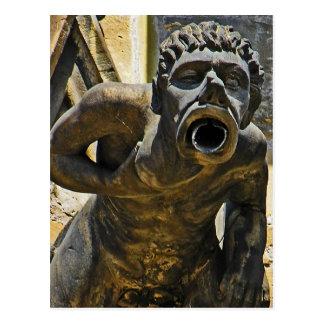 Gargoyle (1) postcard