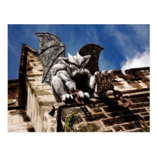Gargoyle - ESP Postcard