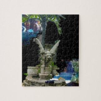 Gargoyle Jigsaw Puzzle