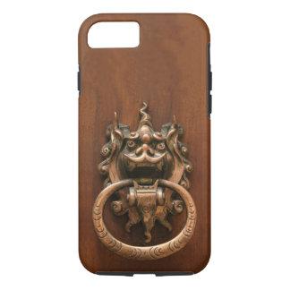 Gargoyle Knocker iPhone 7 Case