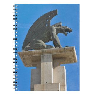 Gargoyle Note Book