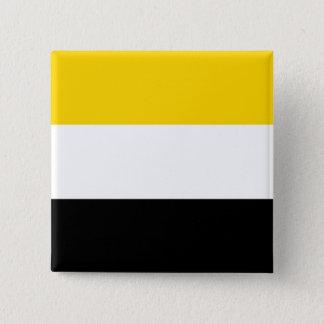 Garifuna, Czech Republic 2 Inch Square Button