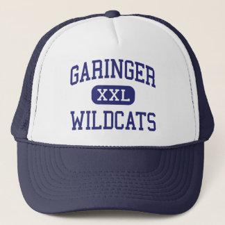 Garinger - Wildcats - High - Charlotte Trucker Hat
