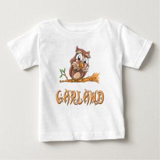Garland Owl Baby T-Shirt