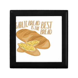 Garlic Bread Jewelry Box
