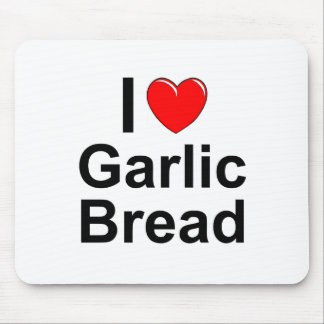 Garlic Bread Mouse Pad
