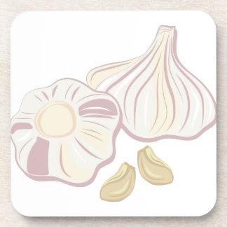 Garlic Bulbs Coaster