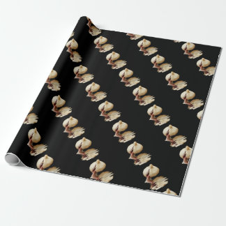 Garlic cloves of Garlic Wrapping Paper