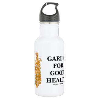 Garlic For Good Health (Food For Thought)