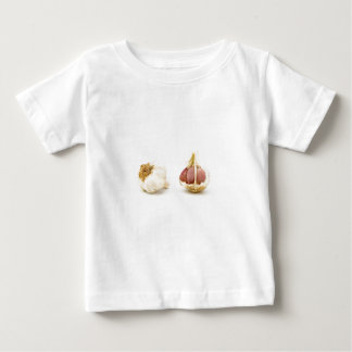 Garlic garlic garlic fun photo print baby T-Shirt