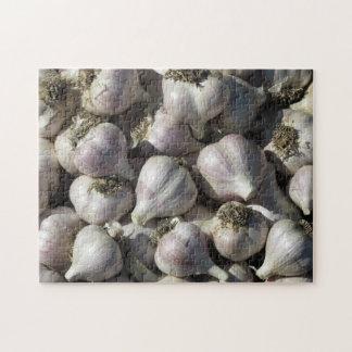Garlic Harvest 11' x 14' Puzzle