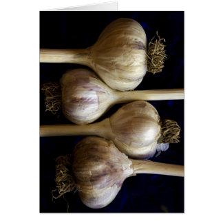Garlic Heads #2 Card
