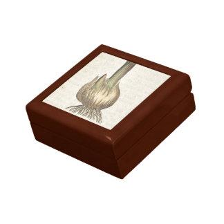 Garlic Keepsake Boxes