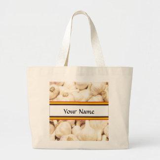 Garlic Large Tote Bag