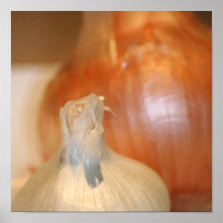 Garlic n' Onions print