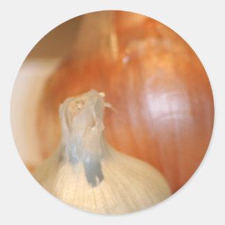 Garlic n' Onions sticker