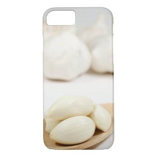 Garlic still life iPhone 7 case