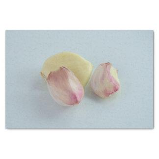 Garlic tissue paper