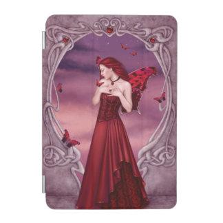 Garnet Birthstone Fairy iPad Mini Cover