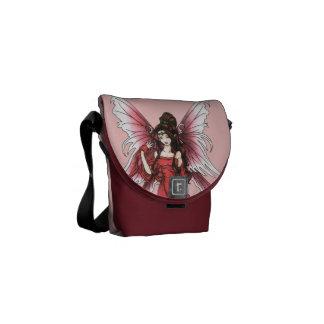 Garnet Faerie Messenger Bag