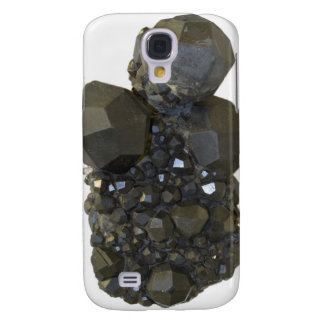 Garnet in Natural Form Galaxy S4 Covers