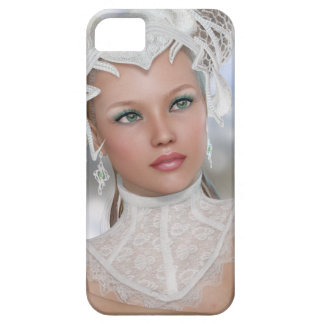 Garnia in White.png Case For The iPhone 5