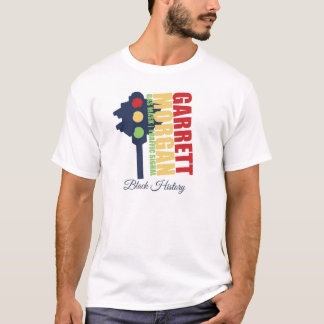 Garrett Morgan Black History T-Shirt