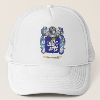 Garrison Coat of Arms (Family Crest) Trucker Hat