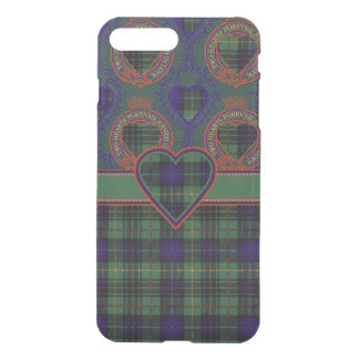 Garrow clan Plaid Scottish kilt tartan iPhone 7 Plus Case