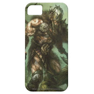 Garruk Wildspeaker iPhone 5 Cases
