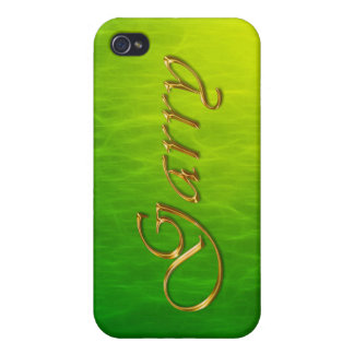 GARRY Name Branded iPhone Cover iPhone 4/4S Cover