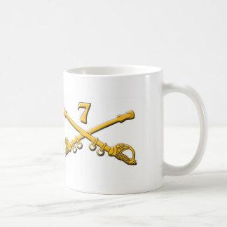 Garry Owen 7th US CAV Coffee Mug