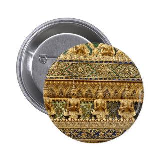 Garuda 2 Inch Round Button