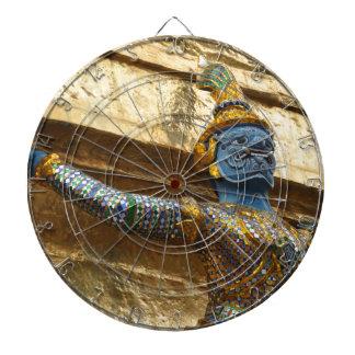 Garuda alone dartboard