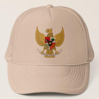 Garuda Pancasila, t Arms Indonesia, Indonesia Trucker Hat