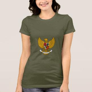 garuda pancasila women shirt