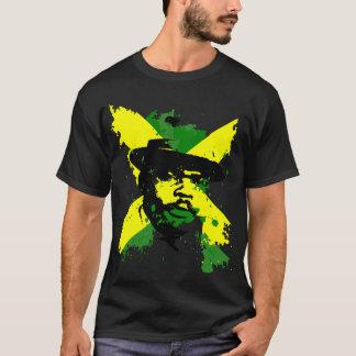 Garvey Abstract Paint Splatter T-Shirt