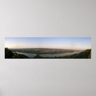 Garvin Heights Panoramic Print
