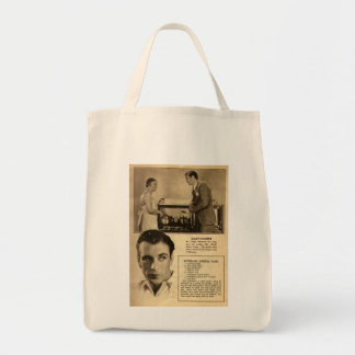 Gary Cooper Buttermilk Pancakes Recipe Bag