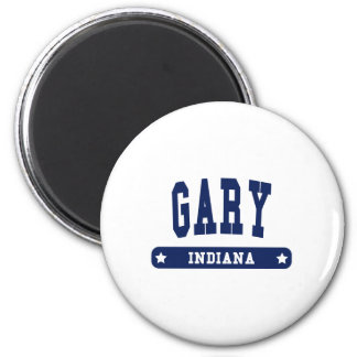 Gary Indiana College Style tee shirts Magnet