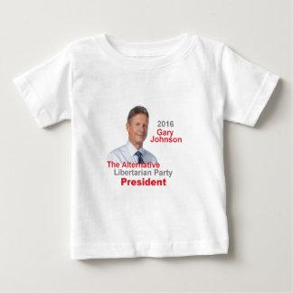 Gary JOHNSON 2016 Baby T-Shirt