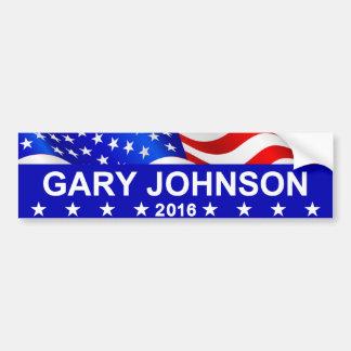 Gary Johnson 2016 Bumper Sticker