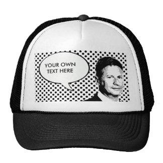 Gary Johnson Art Trucker Hat